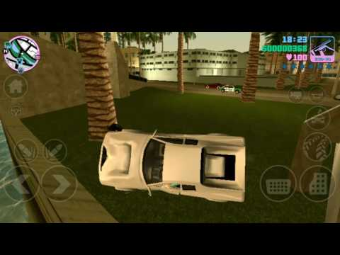 Working Proof of GTA Vice City in android with best graphics.