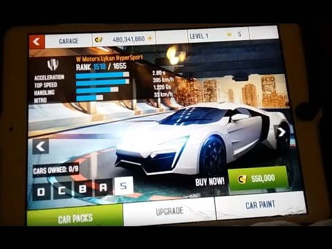 Asphalt 8 Airborne Hack - Money Hack Android/iOS - Asphalt 8 Hack