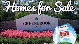 New Greenbrook Village Homes for sale in Lakewood Ranch Florida real estate of Bradenton FL 34202