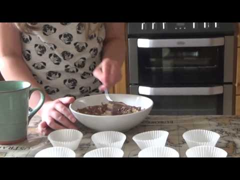 How To Make Rice Crispy Buns