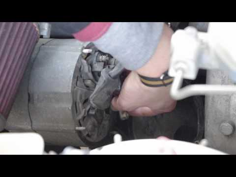 How To Repair an Alternator - Voltage Regulator