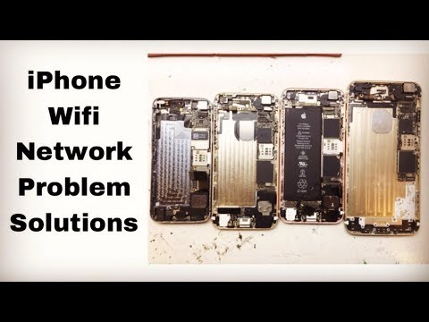 iPhone Wifi Network Problem Solution Hindi By Ajay Dhawan iphone 5,5s,6,6s,6plus