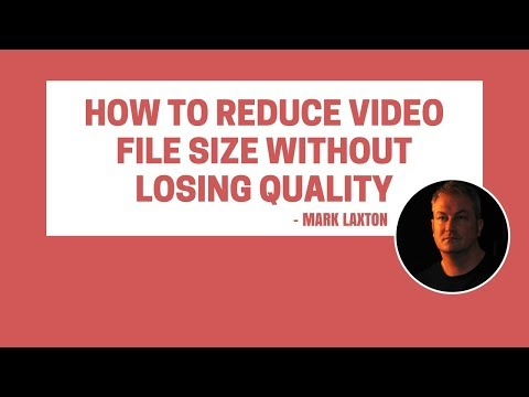 How To Reduce a Video File Size   Upload Videos Quicker Using This Sneaky Free Hack Method