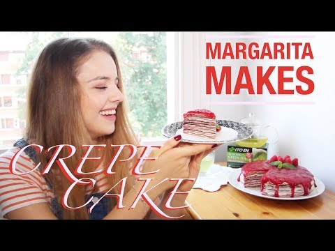 Margarita Makes ♨ Tea and Treats (Part 2)