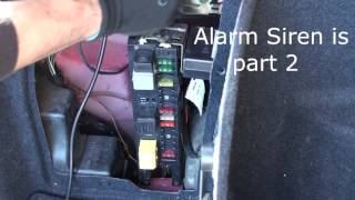 ABS and ESP malfunction and Mercedes does not start - Easy fix 2006 E350