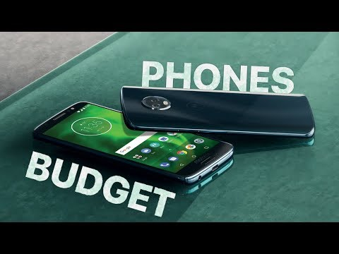 Best Affordable Phones (2018)