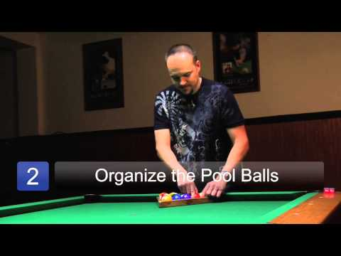 How to Rack Balls for Billiards