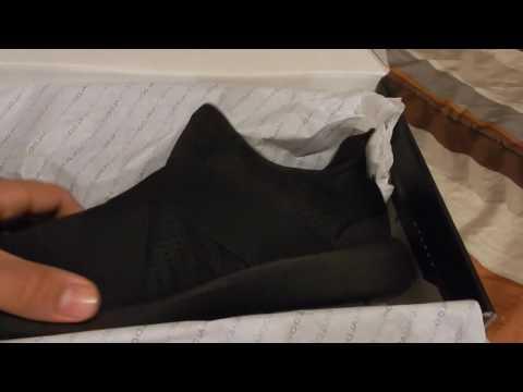 Cartyville (MidNight Black) Men's Aldo Shoe Unboxing