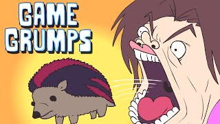 Game Grumps Animated - UNAVOIDABLE CHIN-MOVE 18+