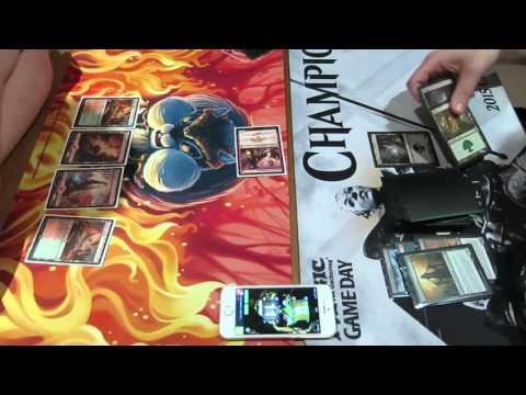 ATARKA RED vs G/B SACRIFICE - Standard - Magic the Gathering - MTG