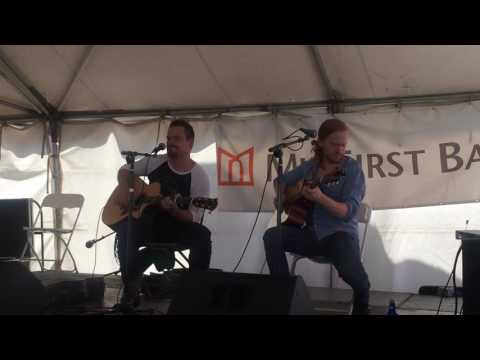 the SweetWater - 1:30am (acoustic guitar solo) - Paseo Arts Festival