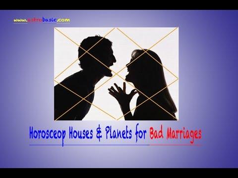 Bad Marriage & Divorce
