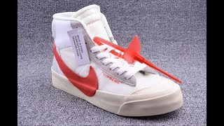 buy popular bfb8a ae262 9 Months Later  Off-White x Nike Blazer Mid (Pros and Cons!