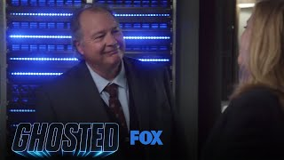 Merv Minette Introduces Himself To The Team | Season 1 Ep. 11 | GHOSTED