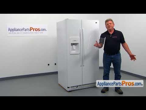 Refrigerator Wire Shelf (Part #WPW10318948) - How To Replace