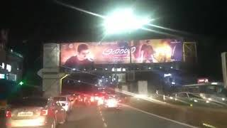 Hyderabad Mersal movie Telugu(Adhirindhi) promotion's