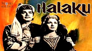 Halaku 1956 Full Movie | Pran, Meena Kumari, Ajit | Bollywood Classic Movies | Movies Heritage