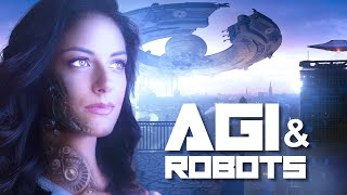 Robots & Artificial General Intelligence - How Robotics is Paving The Way for AGI