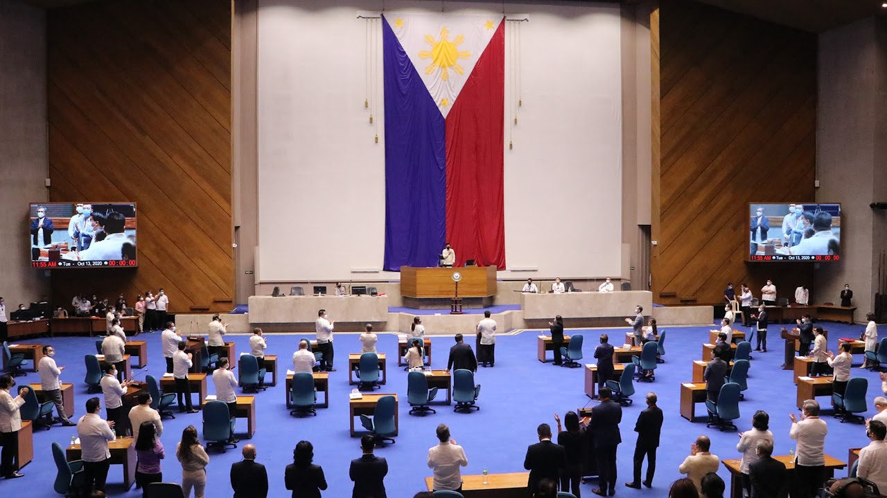 18th CONGRESS 2nd REGULAR SESSION #16 Day 1