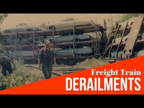 Freight Train Derailments