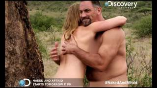 NAKED AND AFRAID STARTS TOMORROW