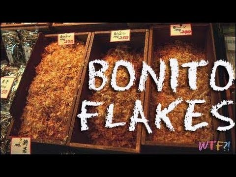 What are Bonito Flakes? / How to Make a Rice and Bonito Breakfast.