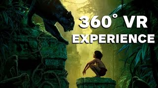 The Jungle Book 360 Degree VR Experience
