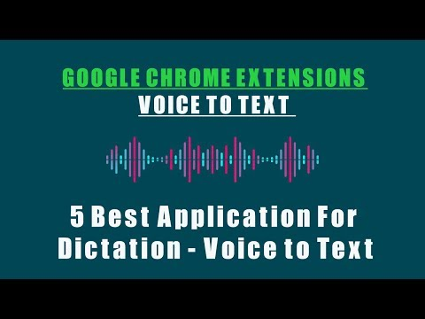Voice to Text: 5 Best Apps for Voice Dictation