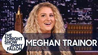 Meghan TrainorReacts to Footage of Herself Singing with Her Soca Band at Age 13