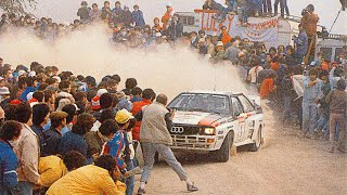 Group B Monsters - with pure engine sounds