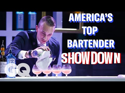 The Final Showdown for America's Top Bartender | GQ