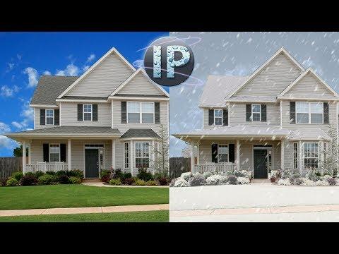 Photoshop Elements Tutorial Creating Digital Snow Photoshop Elements 10, 11, 12