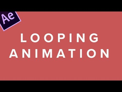 How to loop animation in After Effects - Two Minute Tutorial