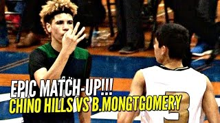 Chino Hills Put Up a FIGHT vs Bishop Montgomery In EPIC BATTLE! FULL Highlights!