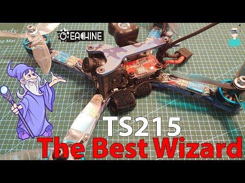 Eachine Wizard TS215 - The Best Wizard