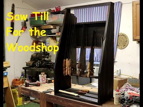 SawTill for the Woodshop