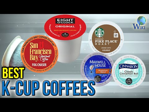 10 Best K-Cup Coffees 2017