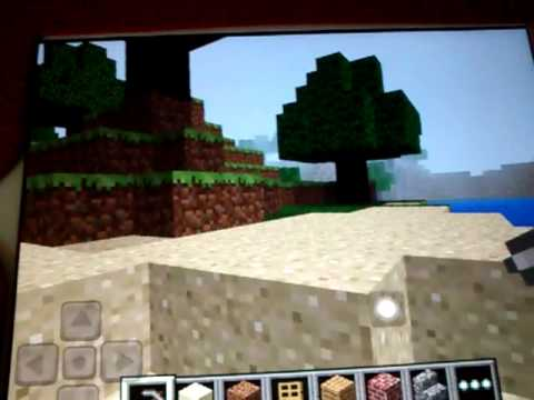 Minecraft PE LITE: How to save your world