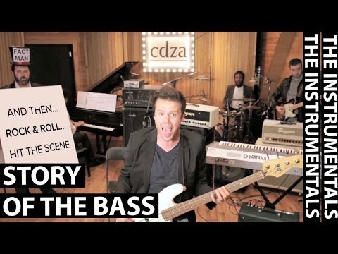 Story of The Bass (THE INSTRUMENTALS - Episode 4)