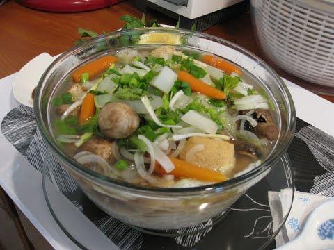 Pho Chay-Vegetarian Pho