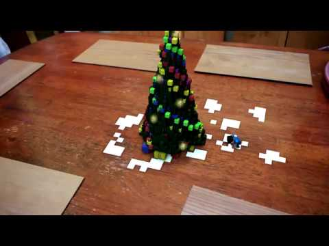 Minecraft in Real Life - Mannequin Challenge