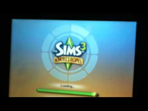 How to fish on sims 3 ambitions iPod touch or iPhone
