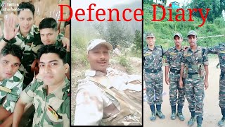 Tik tok most popular army , bsf , cisf , itbp , police , dance, quotes