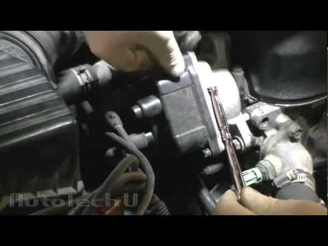 Honda Distributor Spark Plug Wires Ignition Rotor fast replacement