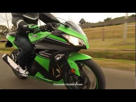 2013 Kawasaki Ninja 300 | Official Video - Australia