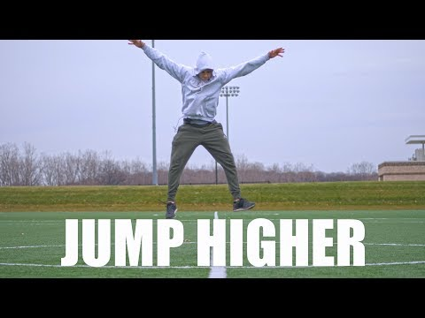 3 Exercises For a Higher Vertical Jump