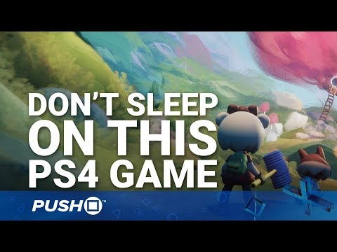 Dreams: The PS4 Exclusive Everyone's Sleeping On | PlayStation 4