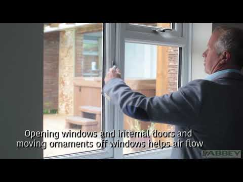 How to get rid of condensation inside windows  Window Replacements, Reading Silent