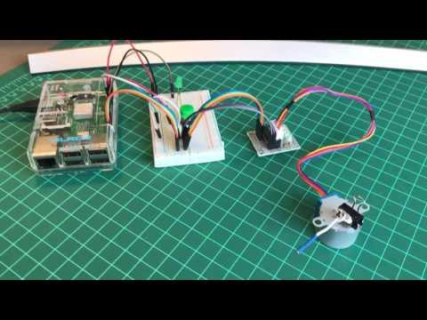 Raspberry Pi - Step Motor control