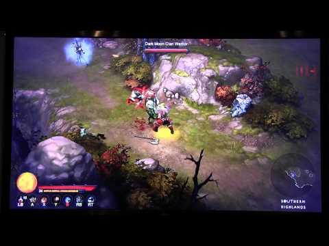 Diablo 3 (Xbox 360/PS3) - Live E3 2013 Producer Demo
